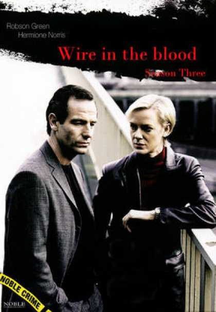 TV Series - Wire In The Blood Complete Third Series