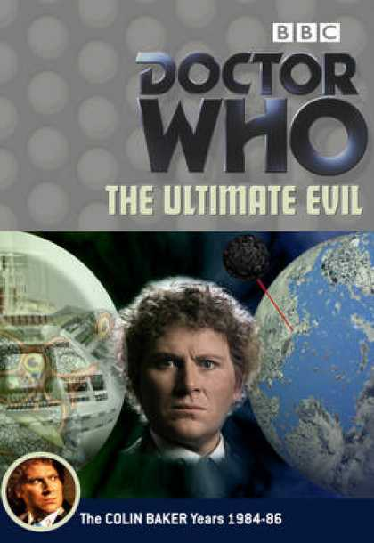 TV Series - Doctor Who - The Ultimate Evil