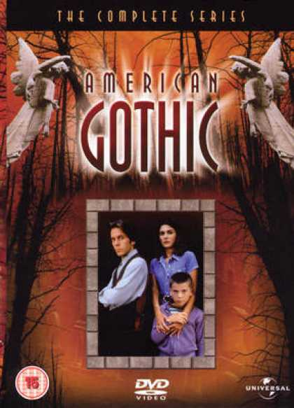 TV Series - American Gothic Complete Series
