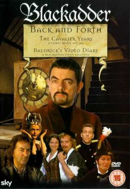 TV Series - Black Adder - Back And Forth