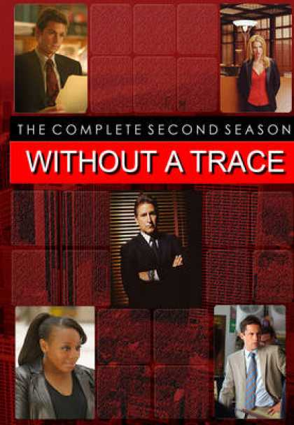 TV Series - Without A Trace Box