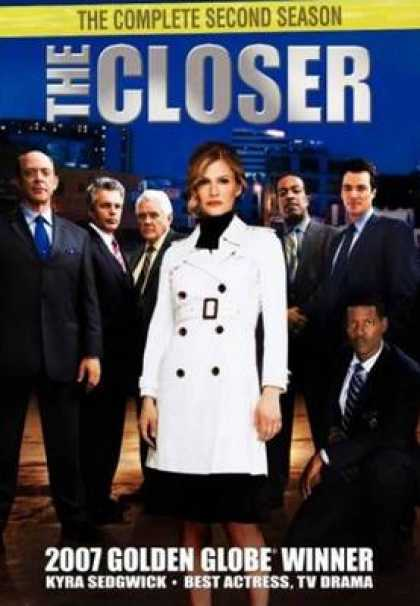 TV Series - The Closer Complete