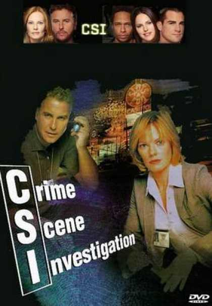 TV Series - CSI - 1