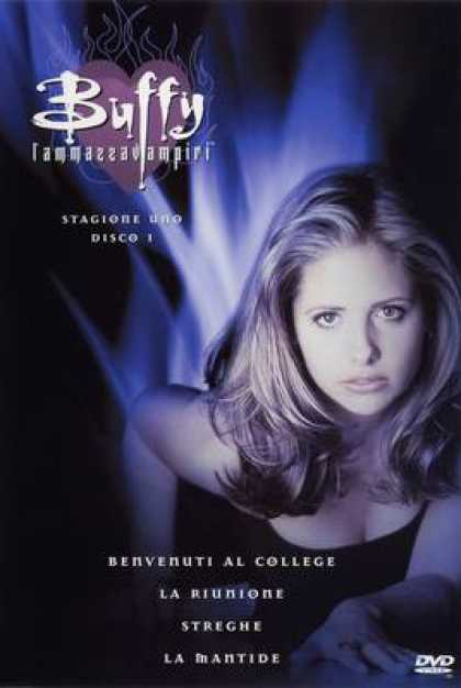 TV Series - Buffy Italian