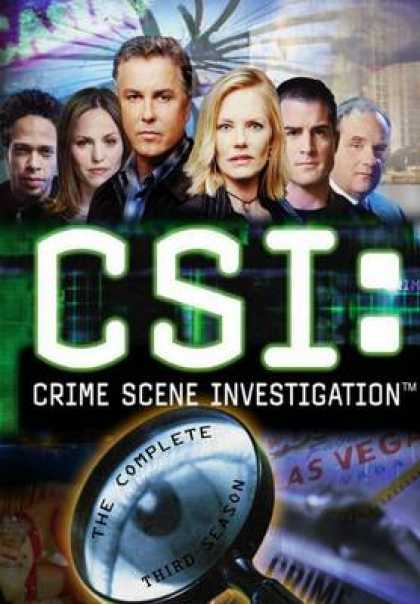 TV Series - CSI - And