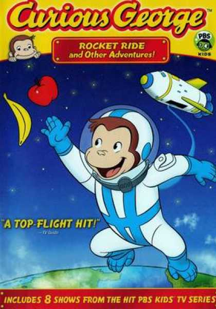 TV Series - Curious George - Rocket Ride
