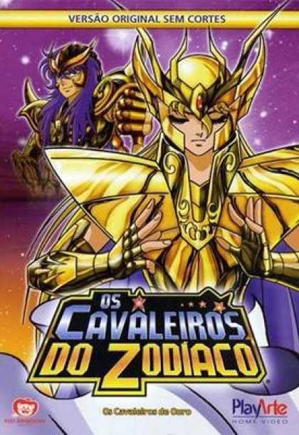 TV Series - Saint Seiya 2 PT/BR CE