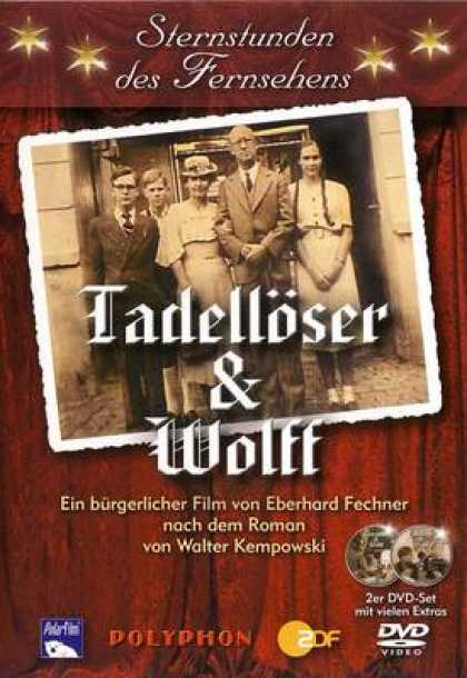 TV Series - Tadellöser & Wolff (1974/1975) GERMAN
