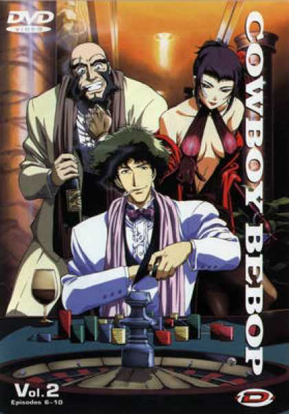 TV Series - Cowboy Bebop