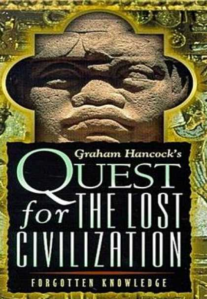 TV Series - Quest For The Lost Civilization: Forgotten Kno