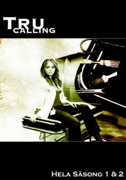 TV Series - Tru Calling & 2 SWEDISH