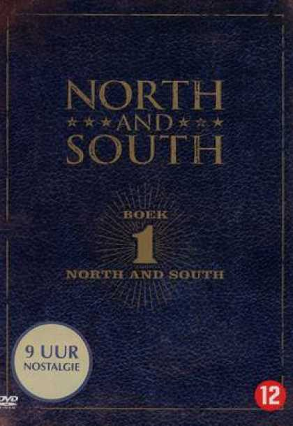 TV Series - North And South Book