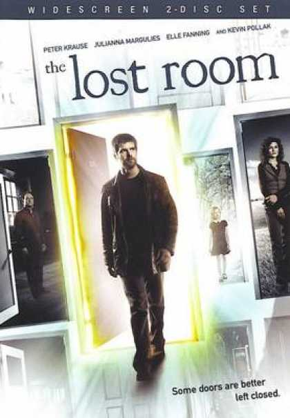 TV Series - The Lost Room - 2 Disc