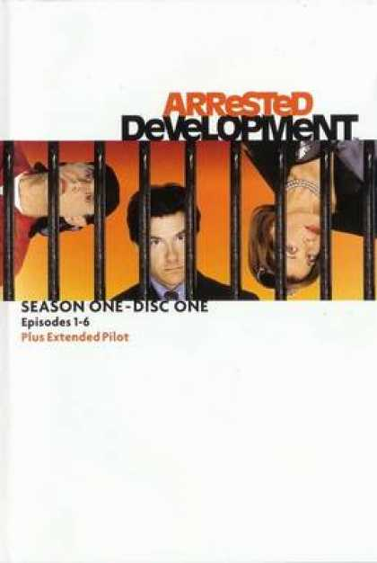 TV Series - Arrested Development Disc One