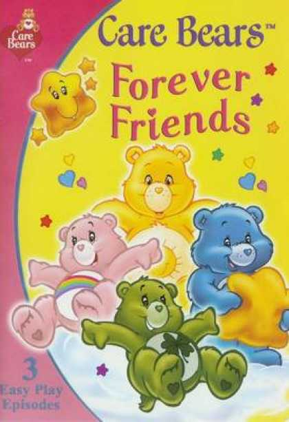 TV Series - Care Bears - Forever Friends