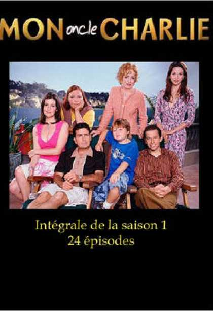 TV Series - Mon Oncle Charlie