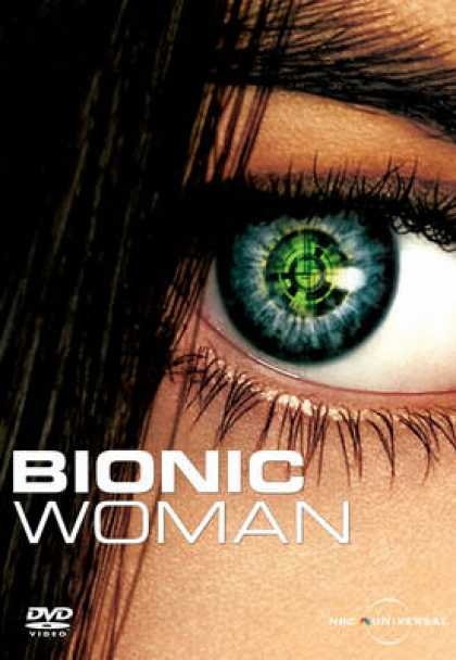 TV Series - Bionic Woman R0