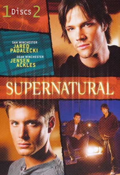TV Series - Supernatural: Discs 1 & 2 R0