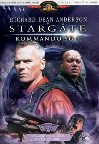 TV Series - Stargate Commando Sg 1 German