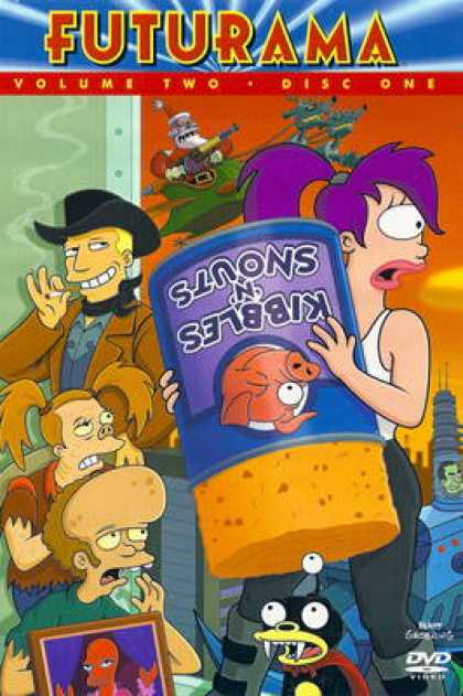 TV Series - Futurama: