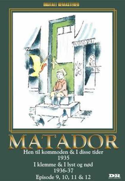 TV Series - Matador 9-12 DANISH