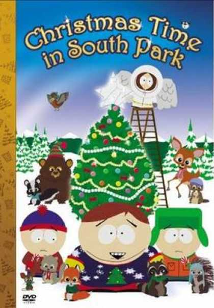 TV Series - Christmas In South Park