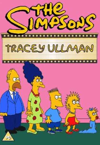 TV Series - The Simpsons Tracy Ullman Xvid