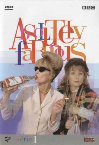 TV Series - Absolutely Fabulous: PORTUGUESE
