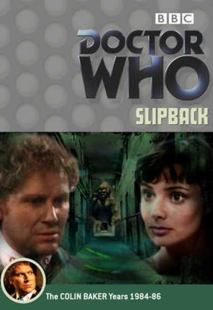 TV Series - Doctor Who - Slipback