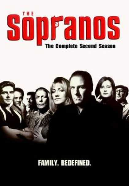TV Series - The Sopranos And