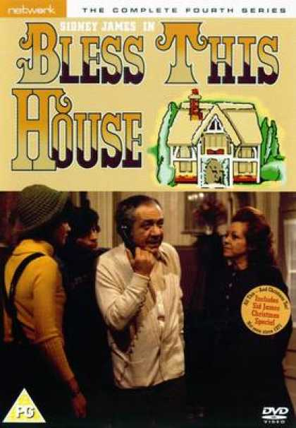 TV Series - Bless This House The Complete Fourth Series