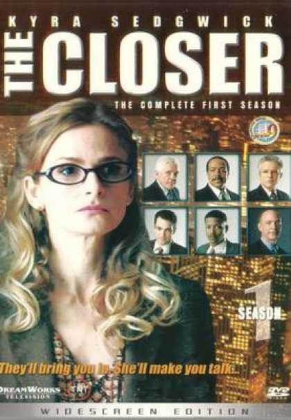TV Series - The Closer