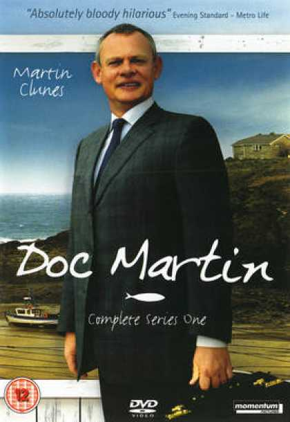 TV Series - Doc Martin Complete Series One