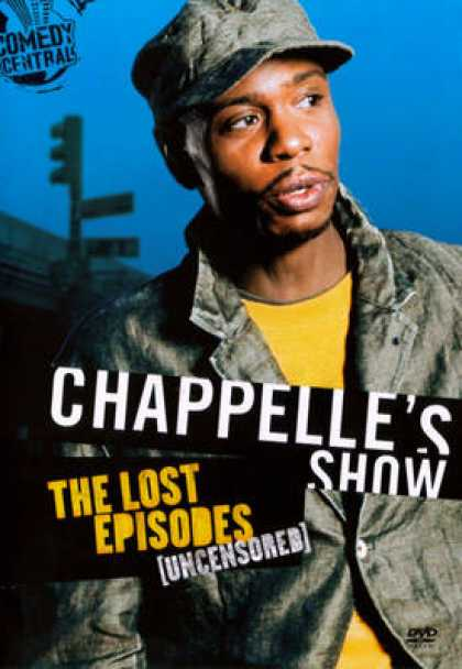 TV Series - Chappelles Show The Lost Episodes Uncensored