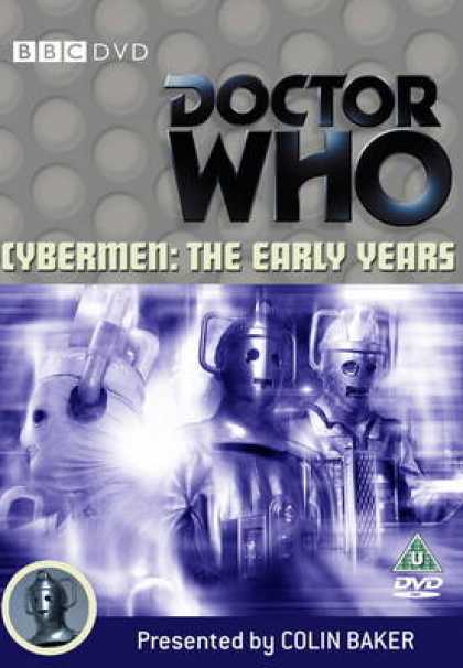 TV Series - Doctor Who - Cybermen Early Years