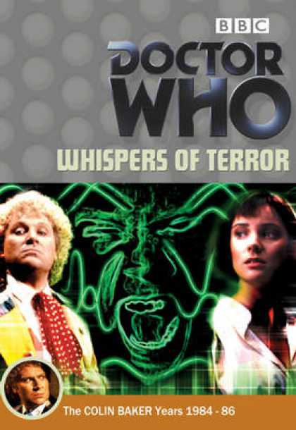 TV Series - Doctor Who - Whispers Of Terror