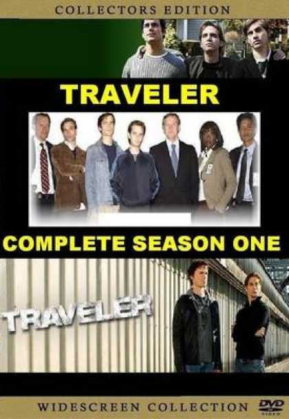 TV Series - Traveler - Complete WS CE