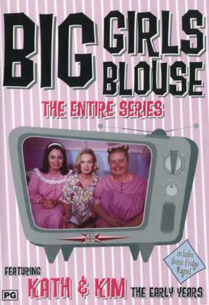 TV Series - Big Girls Blouse -The Entire Series