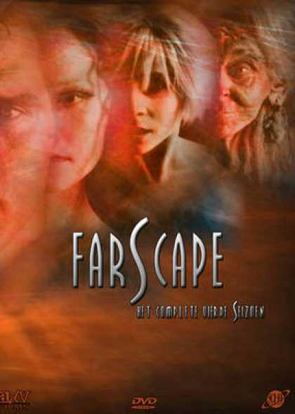 TV Series - Farscape DVD 1