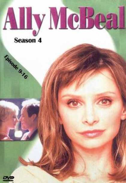 TV Series - Ally McBeal: - & 4 Thinpack