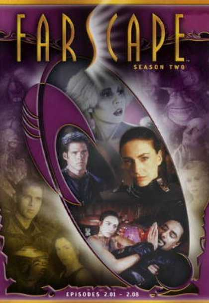 TV Series - Farscape - 2 Australian