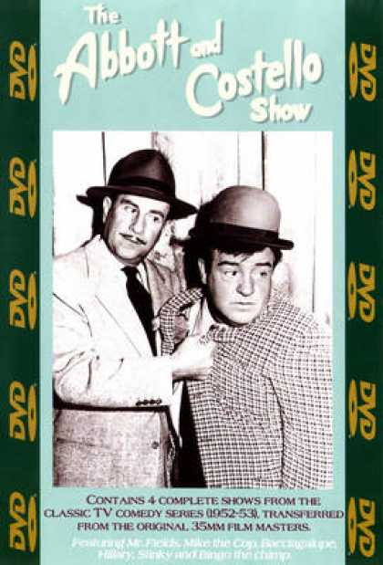 TV Series - The Abbott And Costello TV Show