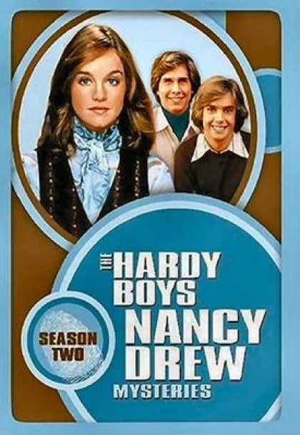TV Series - The Hardy Boys, Nancy Drew Mysteries