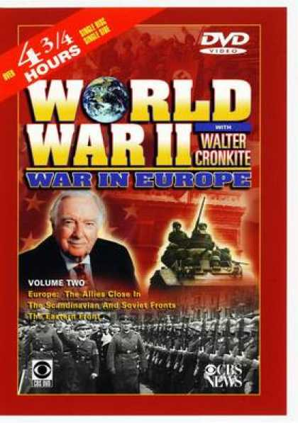 TV Series - World War II - War In Europe