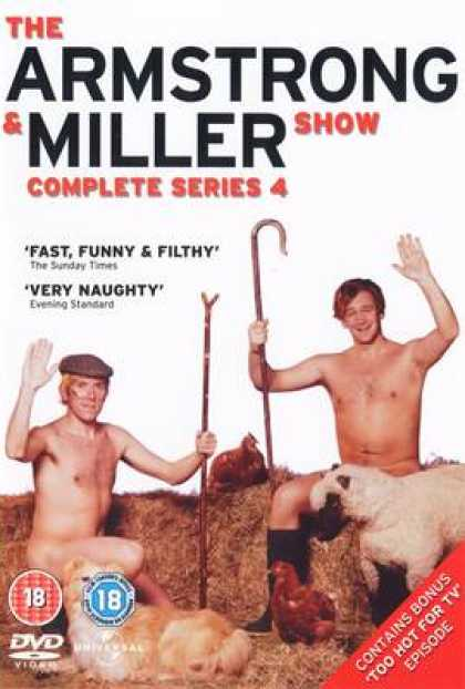 TV Series - The Armstrong & Miller Show - Complete Series