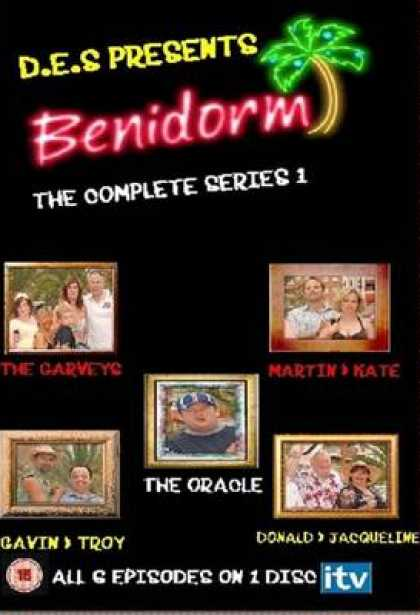 TV Series - Benidorm
