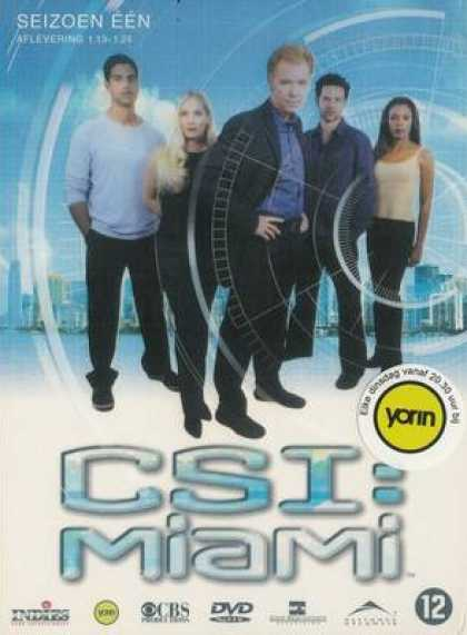 TV Series - CSI: Miami