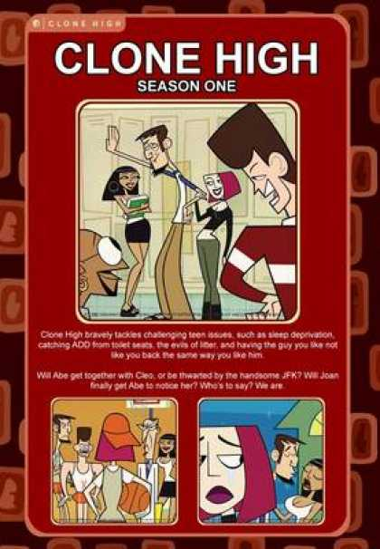 TV Series - Clone High