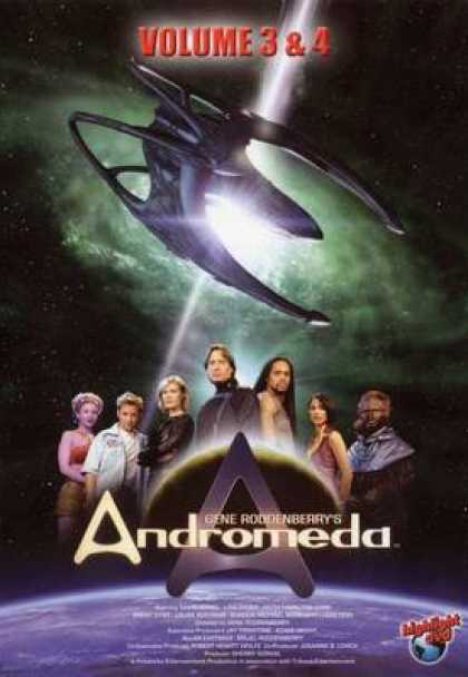 TV Series - Andromeda - 4 German