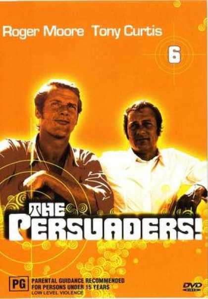 TV Series - The Persuaders